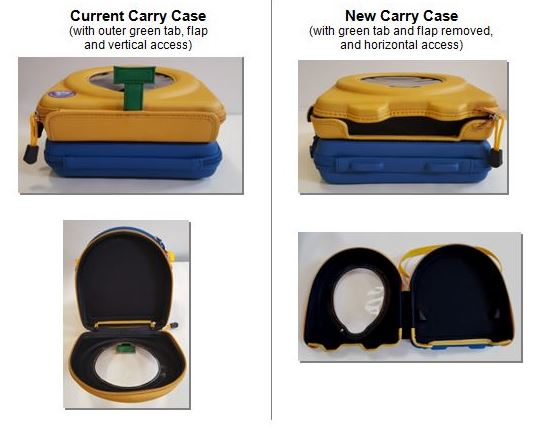 New HeartSine Carry Case