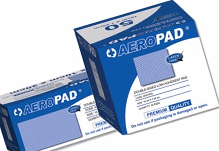 Wound & Trauma Dressings | AeroPad | Products | Aero Healthcare