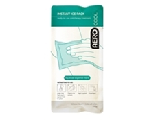 Image displaying a pack of 5 instant ice packs for reduced swelling.