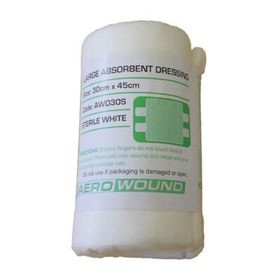 Large Absorbent Dressing